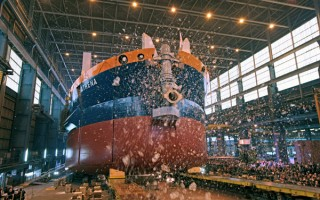 Largest Dutch cutter suction dredger named