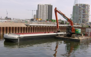 New dredging contract for British Waterways
